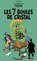 Hergé - Les Sept Boules de cristal
