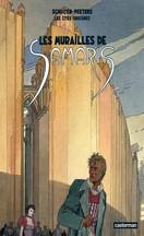Schuiten & Peeters - Les murailles de Samaris